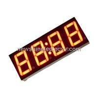 OEM/ODM Shenzhen 0.28inch-0.8inch 4 digit 7 segment led display