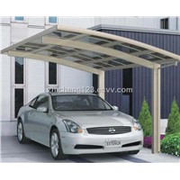 PC CARPORT,car sunshade