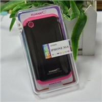 PC+silicone case for iPhone 3G