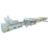 PP PE Film Two Stage Granulating Line