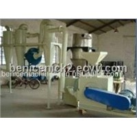 PP PE recycling line