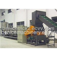 PP film crushing and washing extruding line