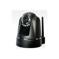 "PT Indoor H.264 Plug and Play IP Camera, IR Cut Function Supported, 1/4"" Color CMOS"