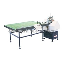 PVC win-door glazing bead saw(with worktable)