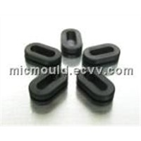 Plastic Rubber Mould Making Rubber Injection Moulding