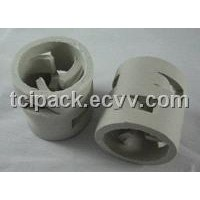 Plastic Metal Ceramic Pall Ring