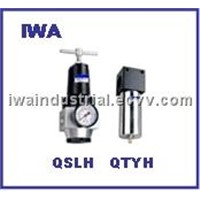 Pneumatic High Pressure Filter & Regulator