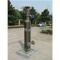 Pneumatic Telescoping Mast And Telescopic Antenna Mast and Light Telescopic Mast