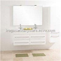 Polymarble Basin Bathroom Vanities (IS-2122A)