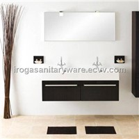 Polymarble Sink Bathroom Furniture (IS-2115B)