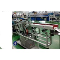 Product packing line