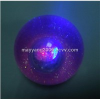 Purple Flashing Ball