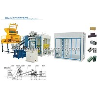 QT6-15 Fly Ash Block Machine/Block Making Machine For Sell