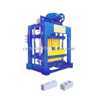 QTJ4-40 Semi Automatic Concrete Block Machine