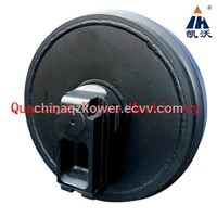R210 HYUNDAI front idler for space part excavator