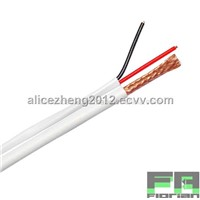 RG59+2c / 18awg, Rg59+2 Power Wires, Combo Cable (RG59+2 POWER WIRES)