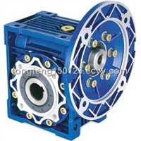 RV gear box/geared motor