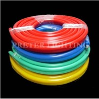 Red / Orange / Yellow / Green 240V 4.8 W Flexible LED Neon Strip Light For Bridge Lighting