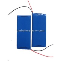 Replacement Scanner Battery 653485 3.7V2000mAh