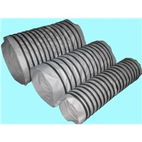 Retractable Fiberglass Spiral Duct