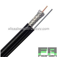 Rg11, Coaxial Cable (RG11 With Messenger)