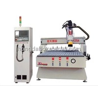 Row Type ATC woodworking CNC router HD-M25H