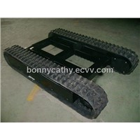 Rubber Track Undercarriage