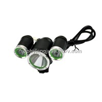 SG-B1800 aluminum cree led bicycle light