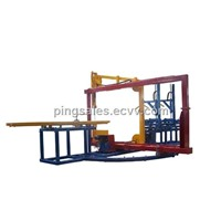 SJC1200 PE pipe cutting machine