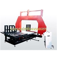 SJC630 Band saw for cutting HDPE pipe