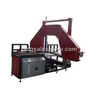 SJC800 Plastic pipe band saw