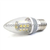 SMD 3528/5050 LED Candle Bulb with 3W Power