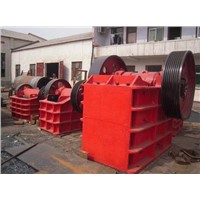 Stone Crusher/Jaw Crusher with Iso Certificate