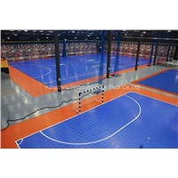 SUGE Indoor Interlocking Futsal Flooring Tile