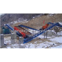 Sand-Making Production Line with Professional Experience