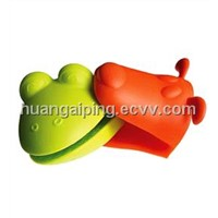 Silicone Heat Resistance Gloves