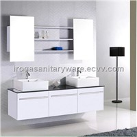 Simple Designed Bathroom Cabinet (IS-2109A)