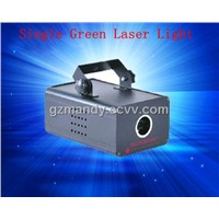 Single Green Laser Light With DMX512