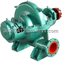 Single stage double suction Horizontally centrifugal pump