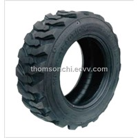 Skid Steer (Rim Guard) Tubeless Tire (TCSKS-1)