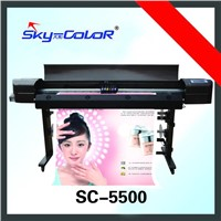 Skycolor six color large format printer