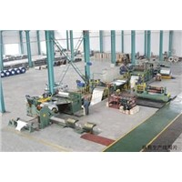 Slitting Line and Crosscut Shearing Line