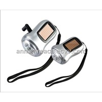 Solar and Dynamo LED Torch HR-T920
