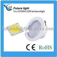 Specializing in the production of high power freely  adjust Japan CITIZEN 11w led cob downlight