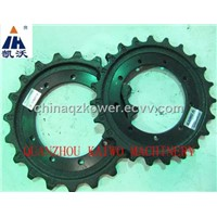 Sprocket for excavator