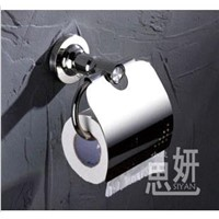 Stainless steel rewinder Tissue Box bathroom bathroom toilet tissue rack
