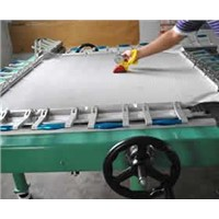 Stainless steel screen for printing