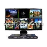 Standard-definition (SD) digital video / audio multiviewer