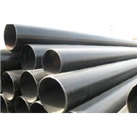 Steel for pipes and tubes