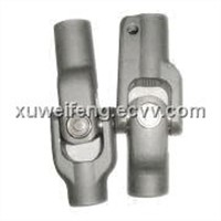 Steering Universal Joint with 4,000rpm Maximum Speed and 35 Degrees Angle